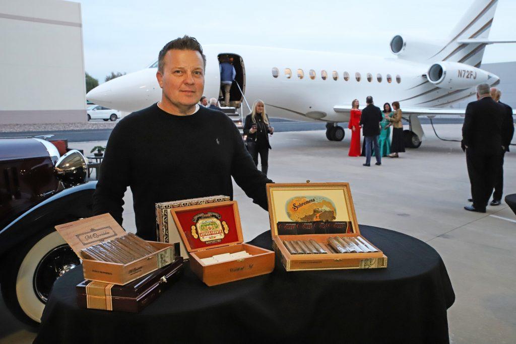 9 Cigar Todd